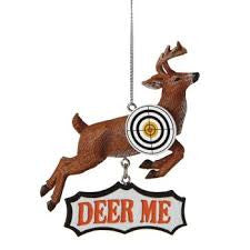 Deer Me Christmas Ornament