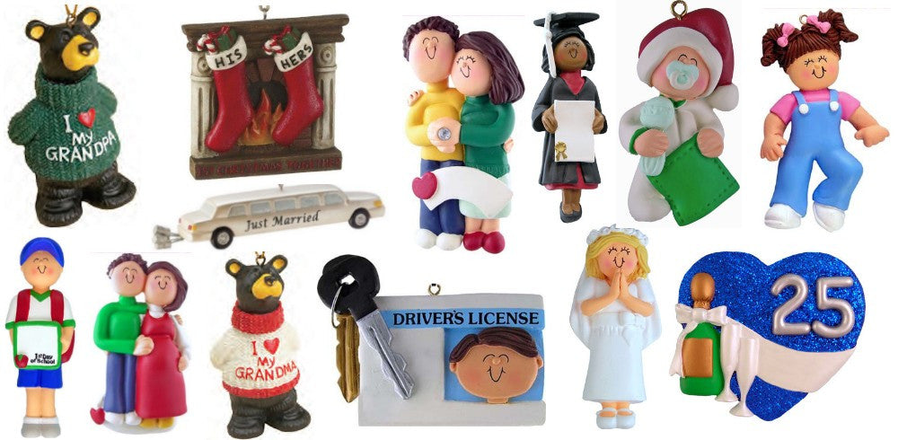 Family - Special Occasion Christmas Ornaments