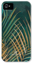 Emerald Palm - Phone Case