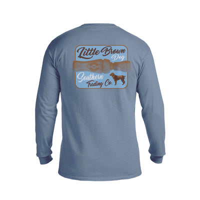 Duck Call Long Sleeve T-Shirt - Little Brown Dog Southern Trade Co
