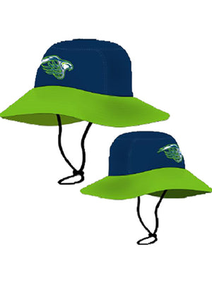 Hawk's Nest Two-Tone Bucket Hat