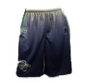 Bayhawks Wing Uniform Blue Jersey Shorts - Warrior