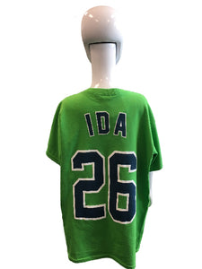 Player Tees-Green- IDA #26