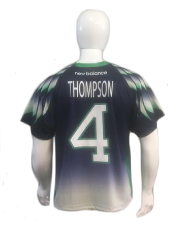 2017 Replica Jersey- Navy- Lyle Thompson #4