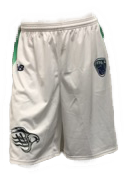 Bayhawks Wing Uniform White Jersey Shorts - New Balance