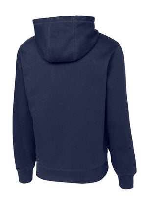 Navy Slash The Competition Hoodie