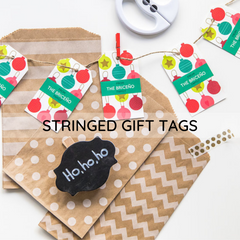 personalized stringed gift tags