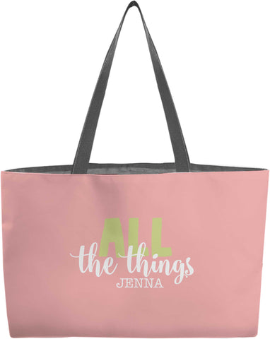All the Things Weekender Tote