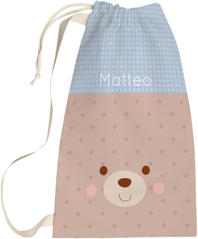 Boy Bear Laundry Bag