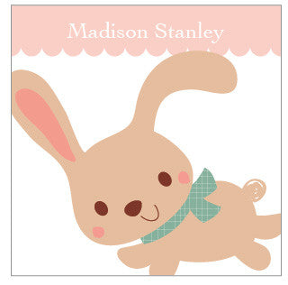 Bunny Label 1