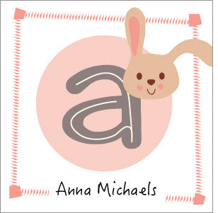 Bunny Label 2
