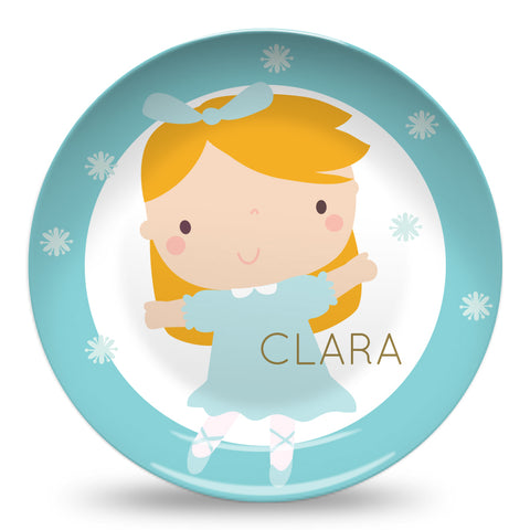 "NEW Clara Nutcracker 10"" Plate"