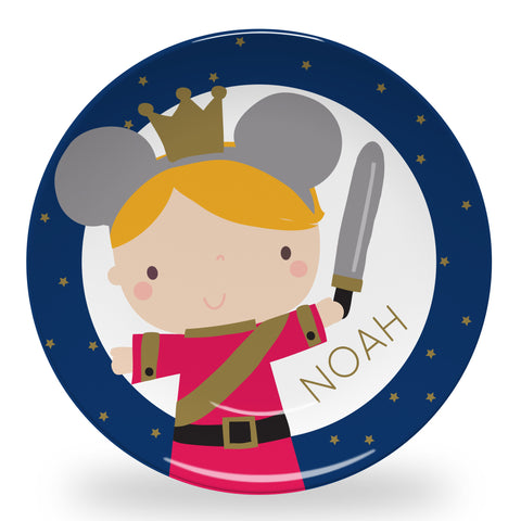 "NEW Mouse Nutcracker 10"" Plate"