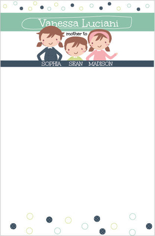 Siblings Notepad