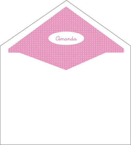 First Communion Flower Shower Card