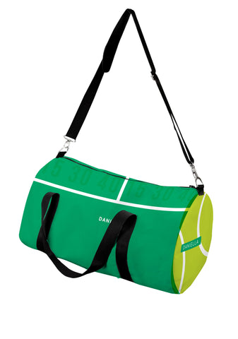 Tennis Duffel Bag