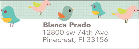 Address Label 3