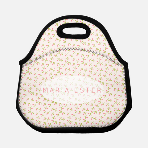 Betsy Floral Lunch Tote