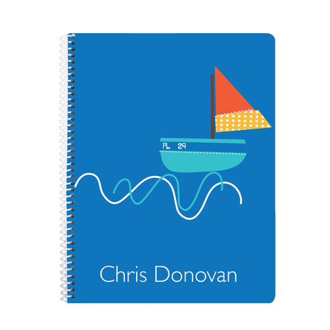 Boat Notebook