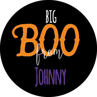 Big Boo Label