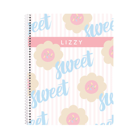 Cookie Notebook