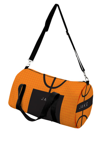 Basketball Duffel Bag