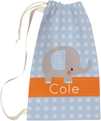 Elephant Laundry Bag