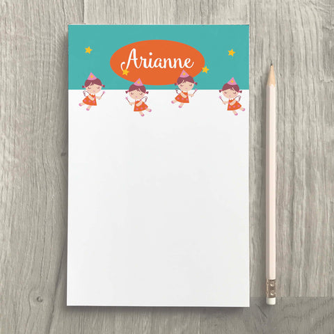 Fairy Notepad