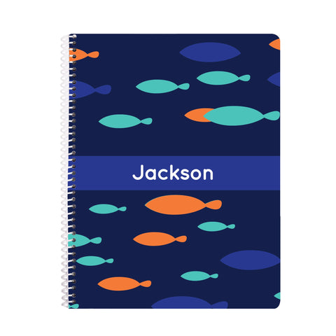 Fish Colony Notebook