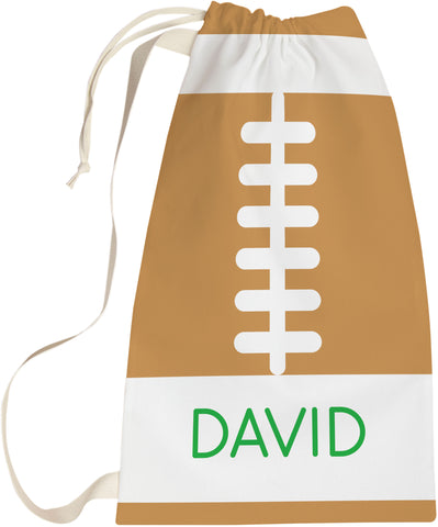 Football Laundry Bag