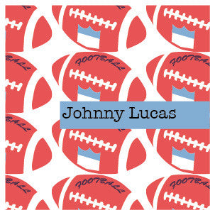 Football Label 1