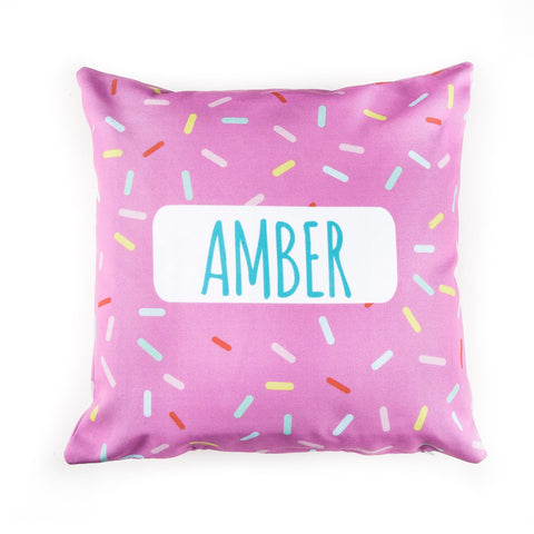 Sprinkles Pillow Cover