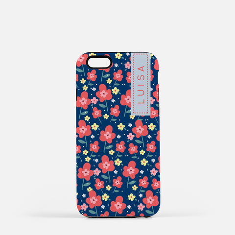 Iphone 7/7 plus Floral Case