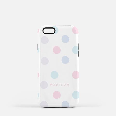 iPhone 8/8 plus/X Pretty Pastels Case