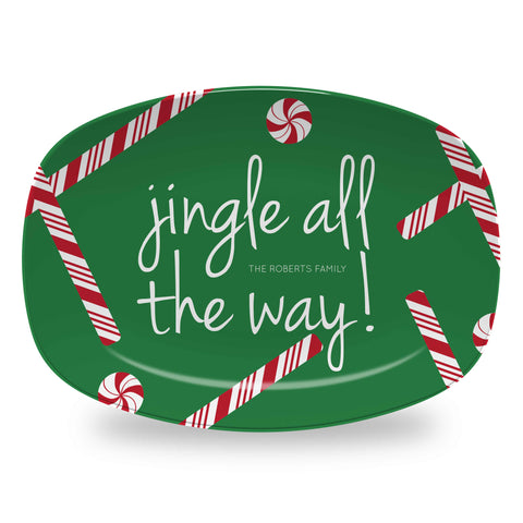 Jingle all the Way Platter