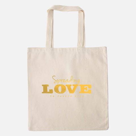 Let's Spread Love Tote Bag