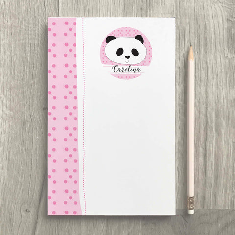 Sweet Panda Notepad