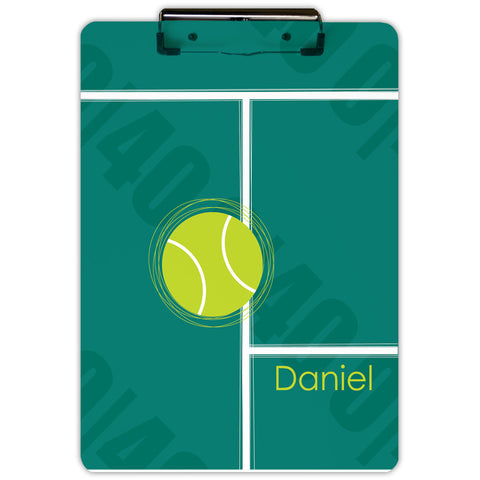 Tennis Clipboard
