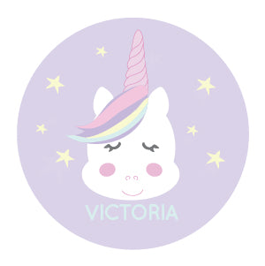 Unicorn Water Resistant Labels
