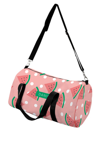 Watermelon Duffel Bag