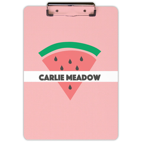 Watermelon Clipboard