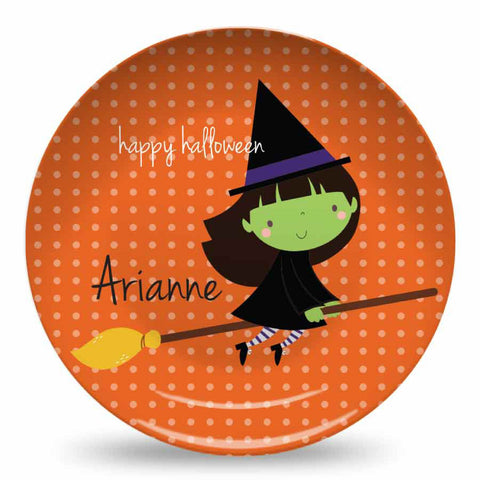 "Witch 10"" Plate"