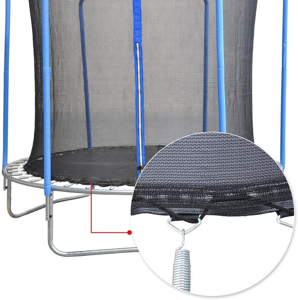 12' Trampoline Replacement Safety Net