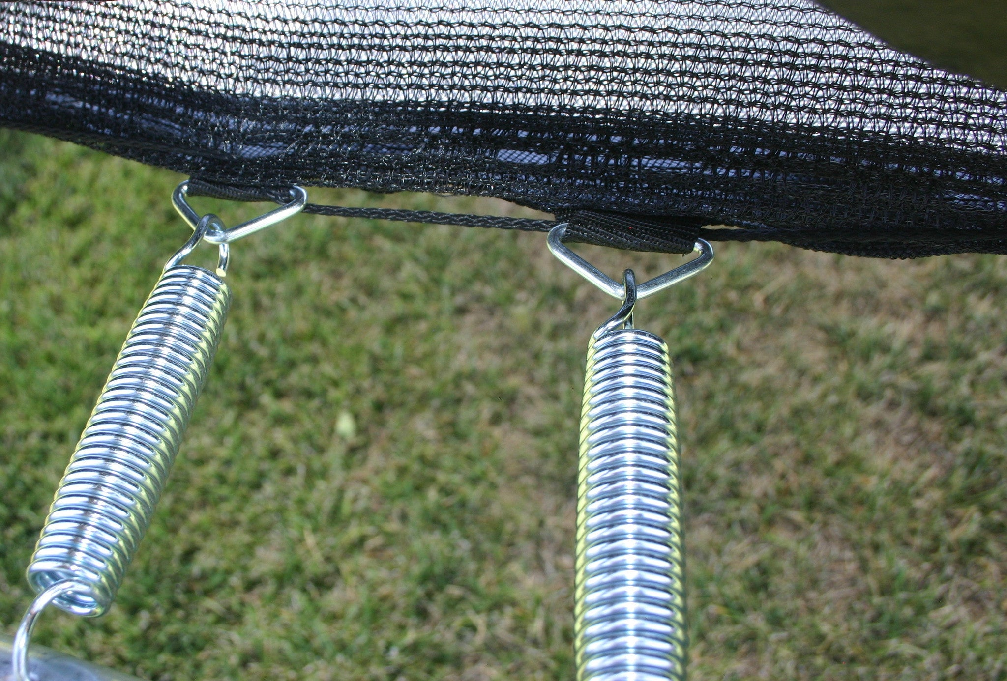 Trampoline Parts-Safety Net Enclosure Tie Downs (a Full Set of 12)