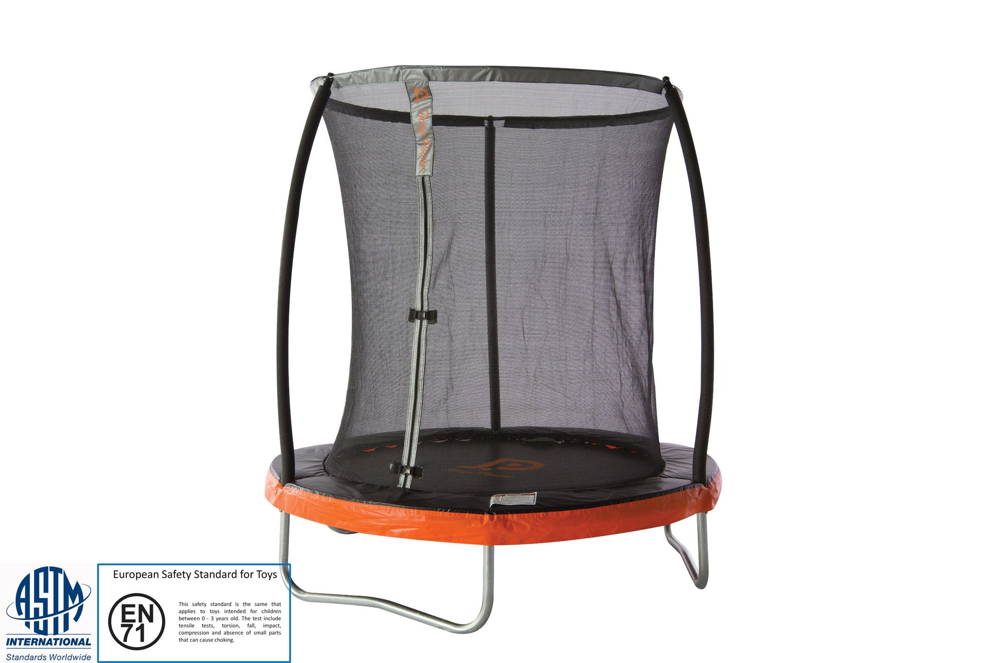 6ft. Trampoline & Safety Net Enclosure Combo