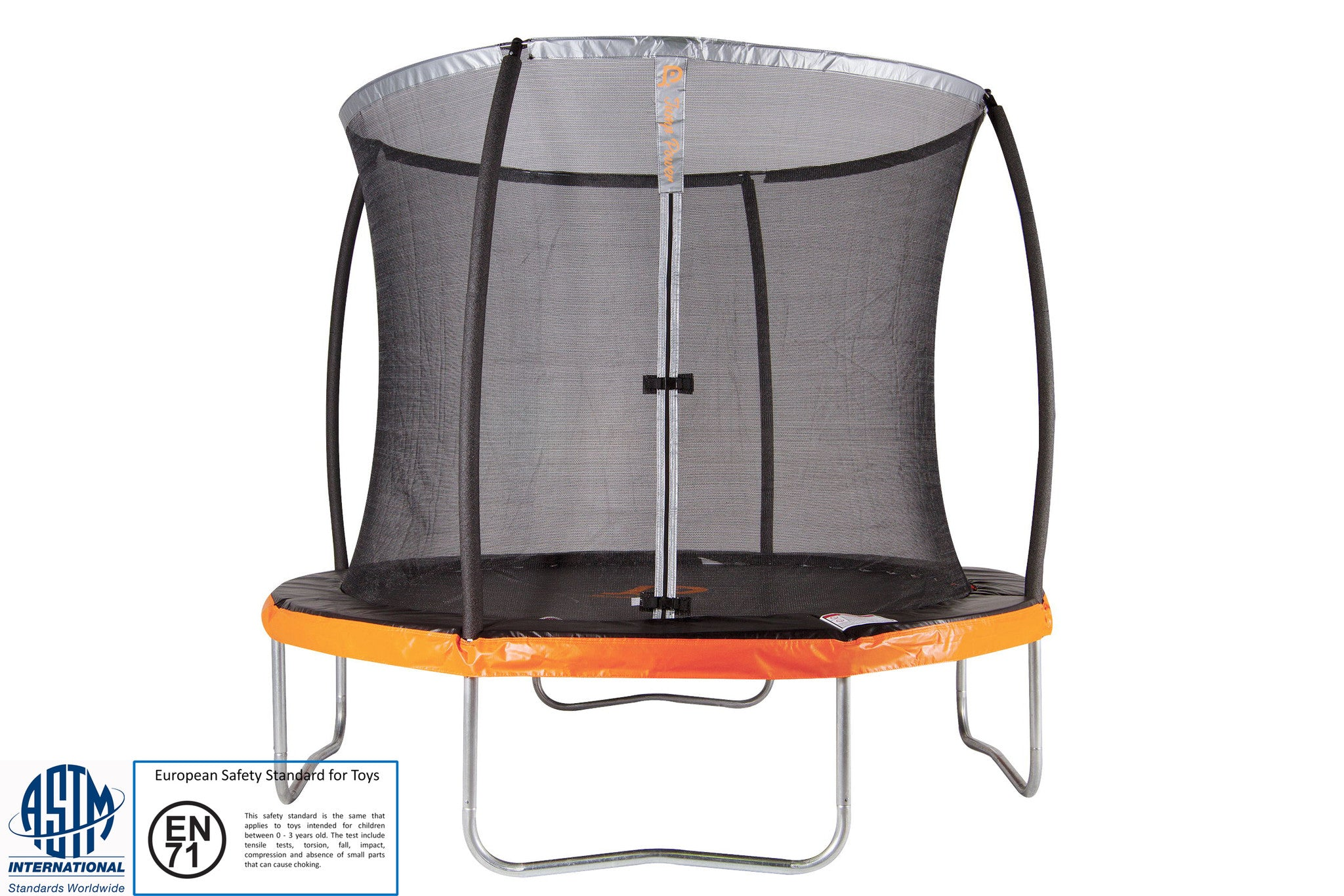 8ft. Trampoline & Safety Net Enclosure