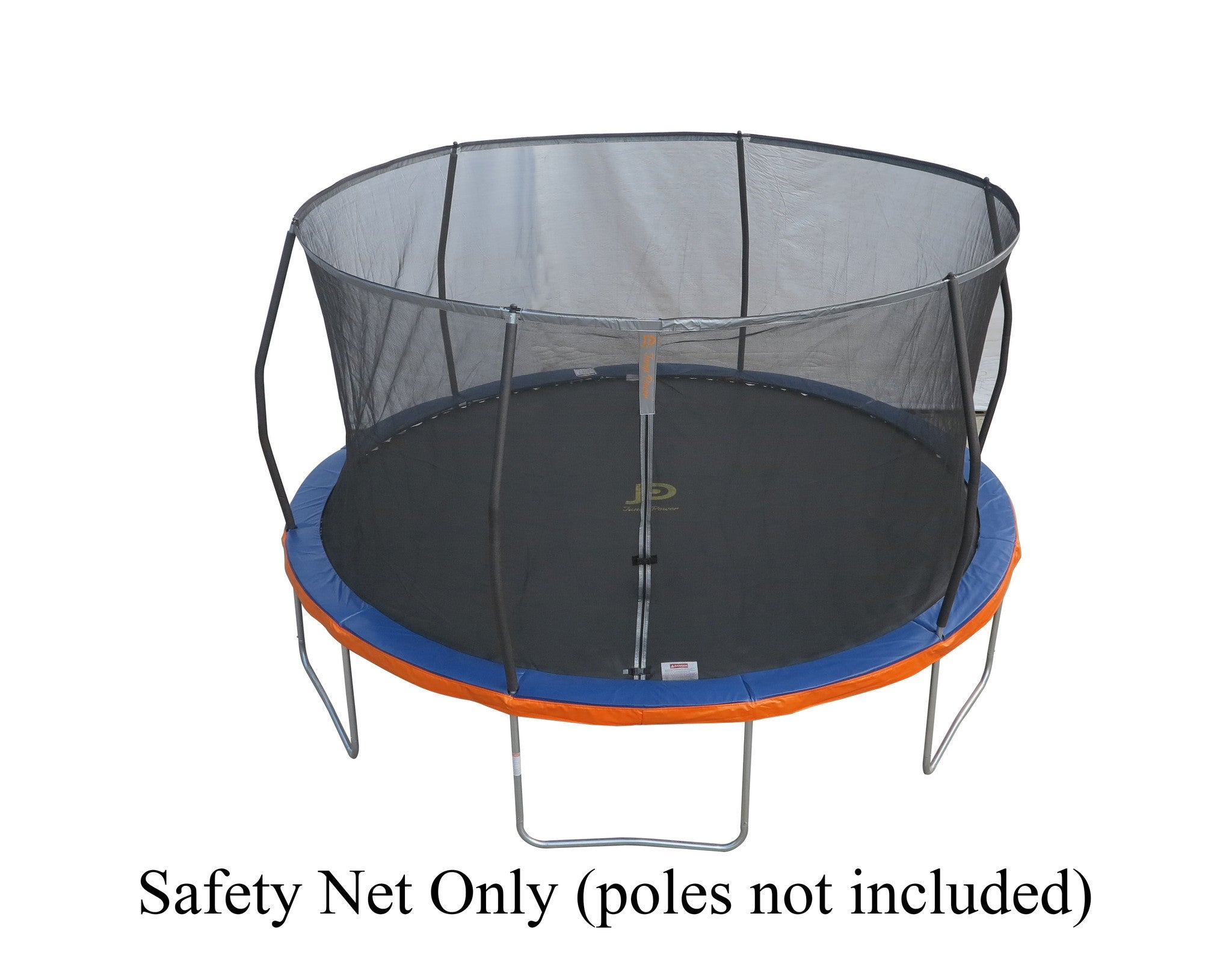 "14' Trampoline Replacement Safety Net ""ASTM Safety Approved"""