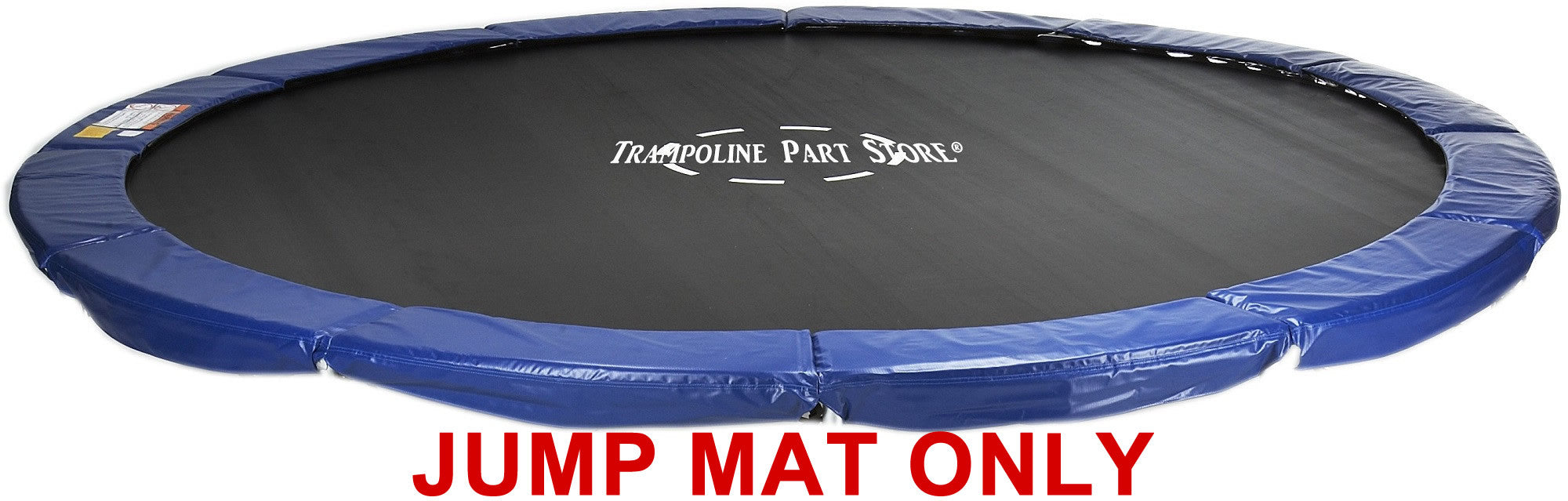 12' with 72-Vrings Trampoline Replacement Jumping Mat