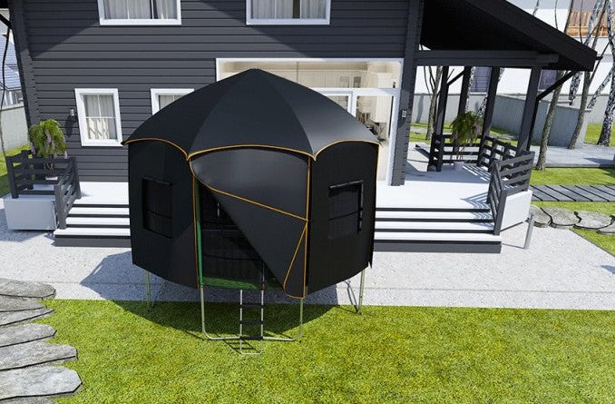 Jump Power Trampoline Tent (Sizes available 14Ft.)