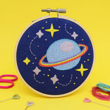 'Galaxy' Mini Embroidery Kit